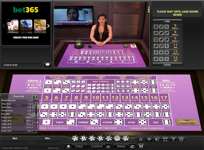 das beste online casino sic bo