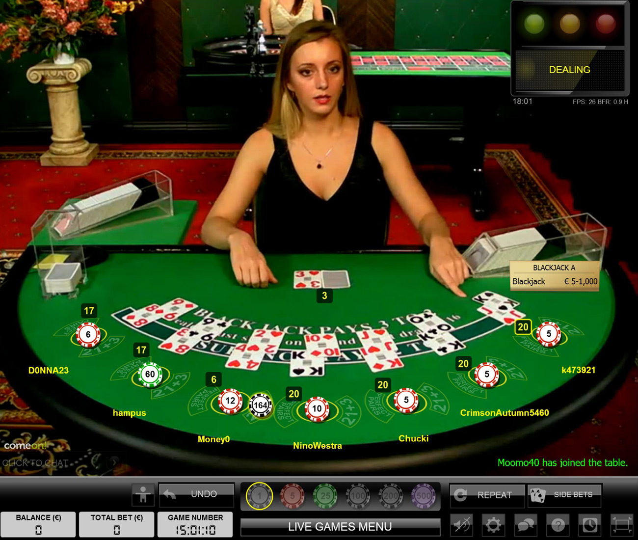 NetEnt Live Dealer Beurteilung - NetEnt Live Dealer Spiele