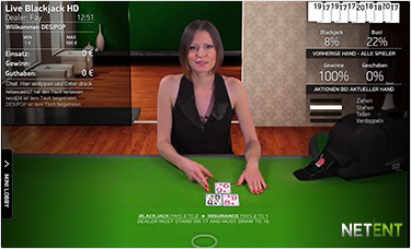NetEnt Live Dealer anmeldelse – NetEnt Live Dealer spil